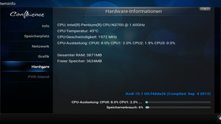 Intel NUC5PPYH mit Pentium N3700