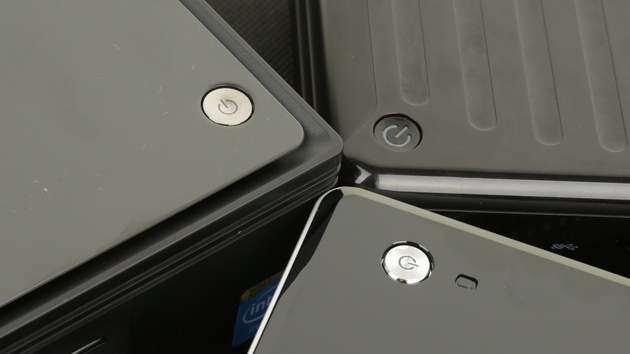 Beebox, Brix und NUC im Test: Mini-PCs mit 3 Watt Leerlaufverbrauch im Vergleich