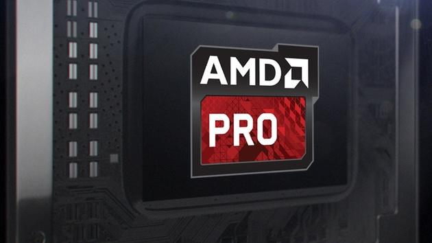 AMD Carrizo: Vier neue APUs in den Klassen A6 bis A12 für die Pro-Serie