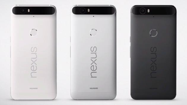 Google: Nexus 5X und Nexus 6P ohne Termin für Deutschland