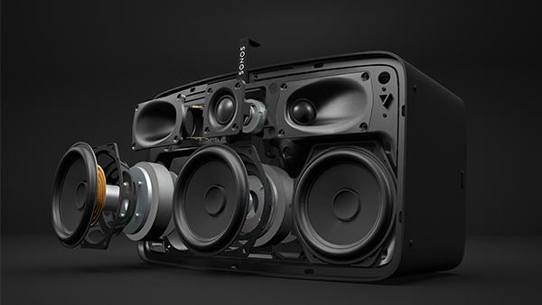 Sonos: Neues Play:5 und individuelle Klanganpassung