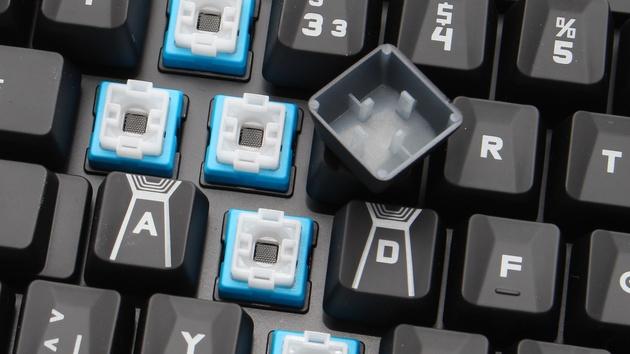 Mechanische Tastatur: Tenkeyless-Version der Logitech G910 heißt G410