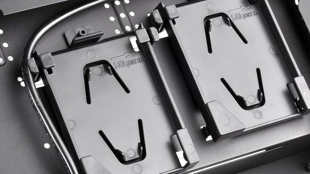 Silverstone ML08: Flaches HTPC-Gehäuse für den Spieleeinsatz