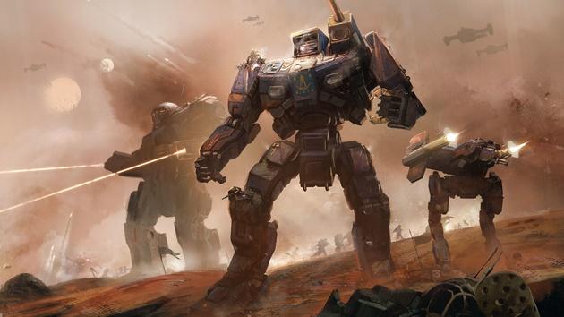 Battletech: Mech-Rundenstrategie in 53Minuten finanziert