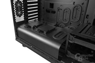 Thermaltake Suppressor F31 – Optional erhältliche Netzteilabdeckung