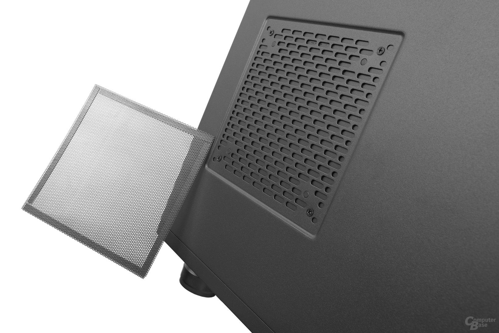 Thermaltake Suppressor F31 – Magnetische Meshstaubfilter