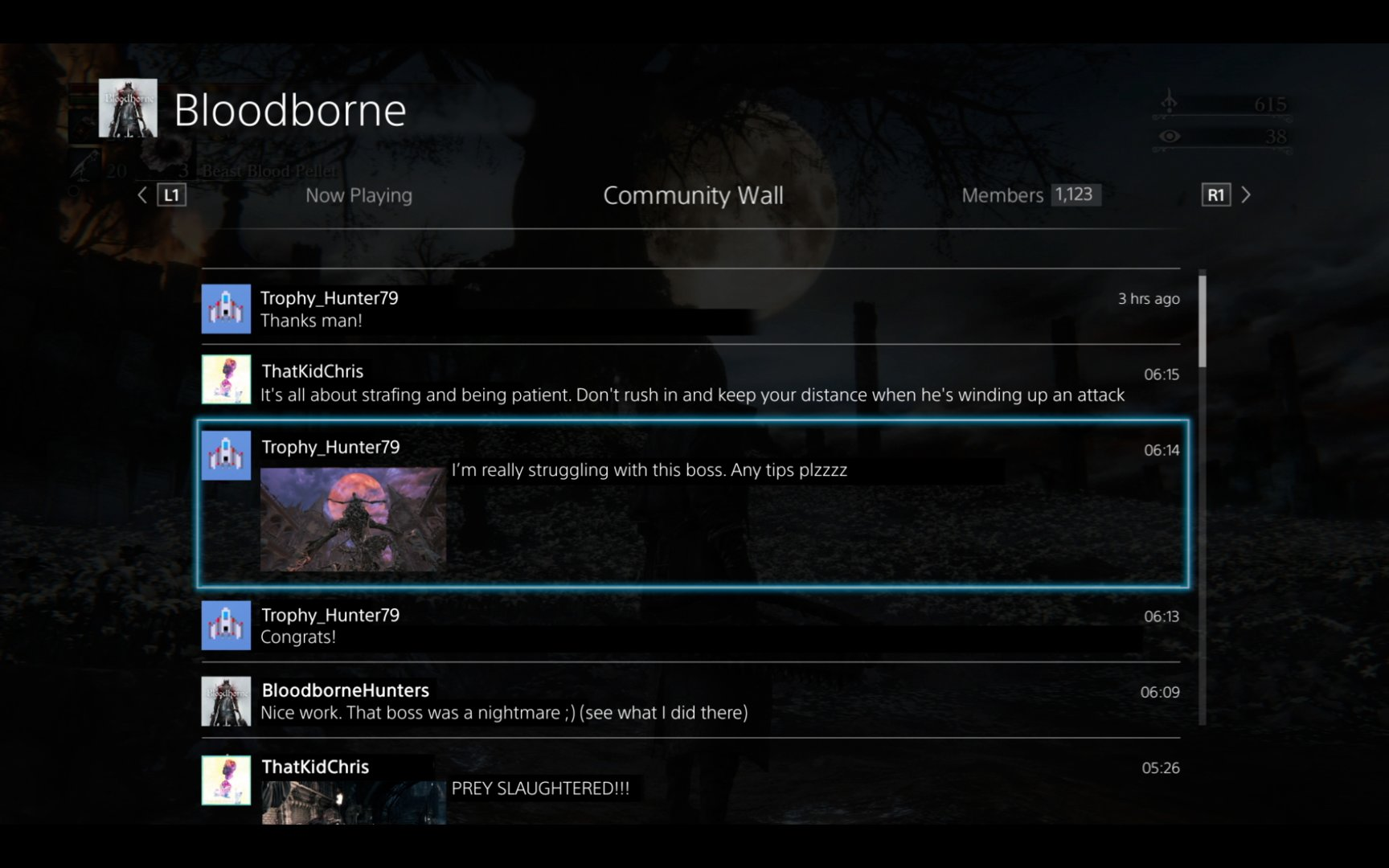 PlayStation 4 Firmware 3.0 – Communitys