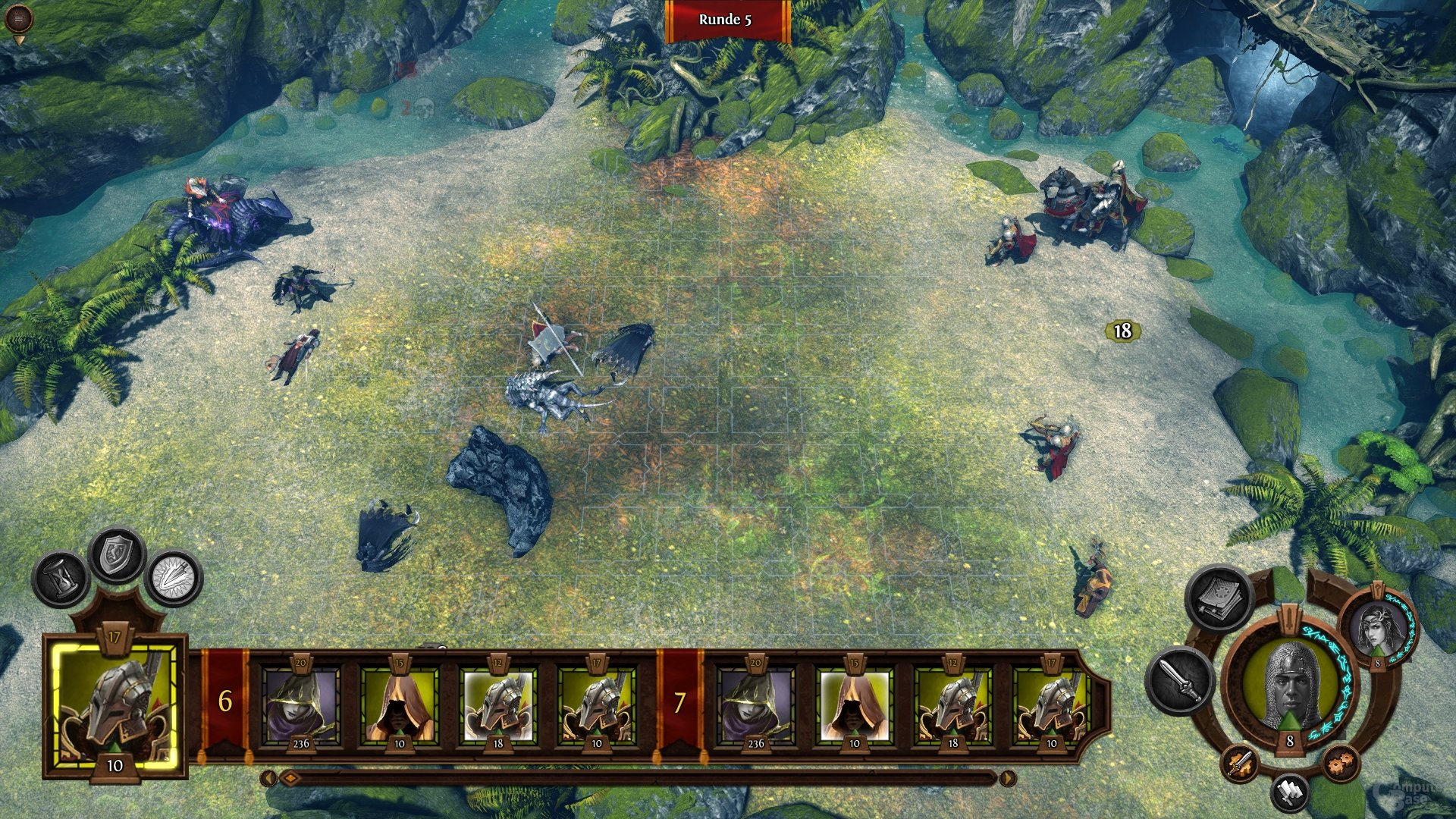 Might & Magic Heroes 7 im Test