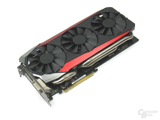 Asus Radeon R9 390X Strix OC