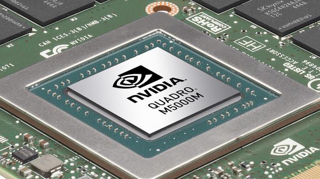 Nvidia: Auch Quadro-Notebooks erhalten Maxwell-Architektur