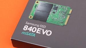 Samsung 840 EVO mSATA: Firmware EXT43B6Q gegen Leistungsverlust freigegeben