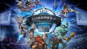 eSport: European Road to BlizzCon an diesem Wochenende