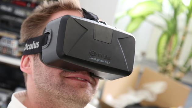 """Oculus Rift: Mindestens 350 US-Dollar für das """"bestmögliche"""" VR-Headset"""