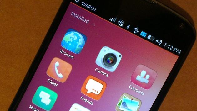Ubuntu Touch: Unity 8 zeigt Konvergenz vom Smartphone zum Desktop