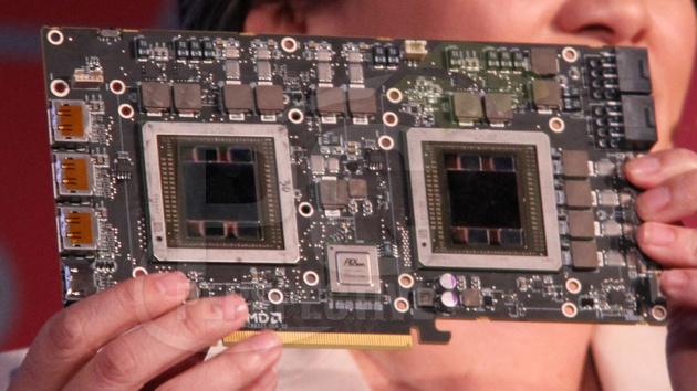 AMD: Dual-GPU-Fiji kommt mit Cooler-Master-Wakü