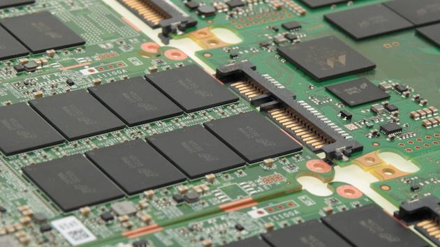 Tidal Systems: Micron kann künftig auf eigene SSD-Controller zurückgreifen