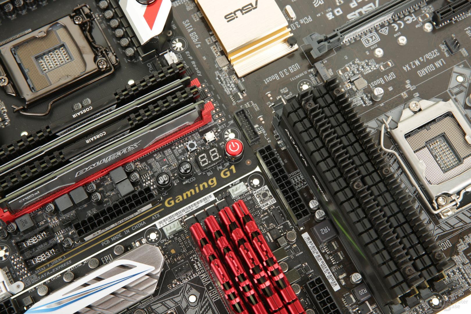 DDR3- und DDR4-Speicher mit passenden Mainboards