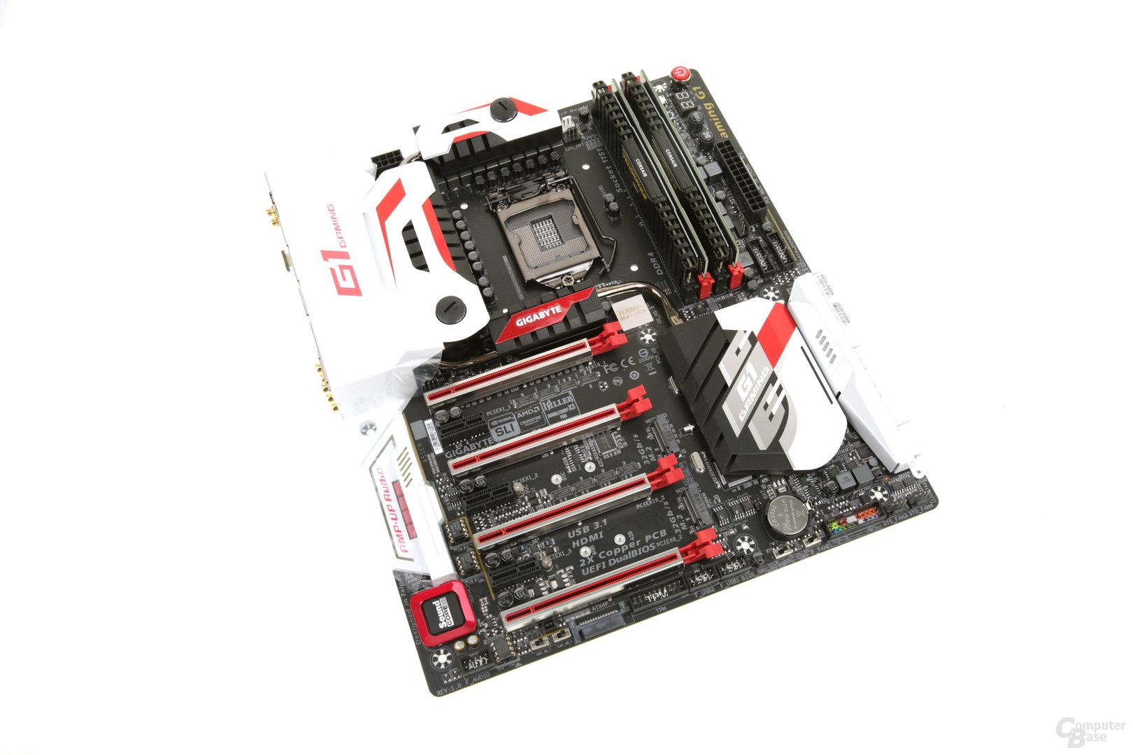 Gigabyte Z170X Gaming G1 für DDR4