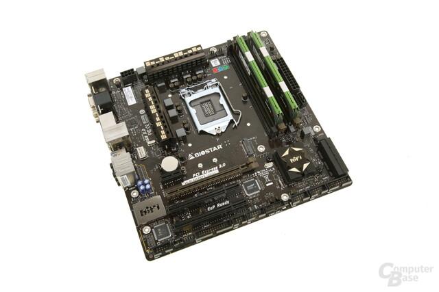 Biostar HiFi H170Z3 für DDR3 und DDR4