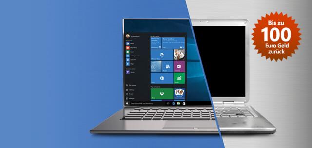 Microsofts Abwrackprämie für Windows 10