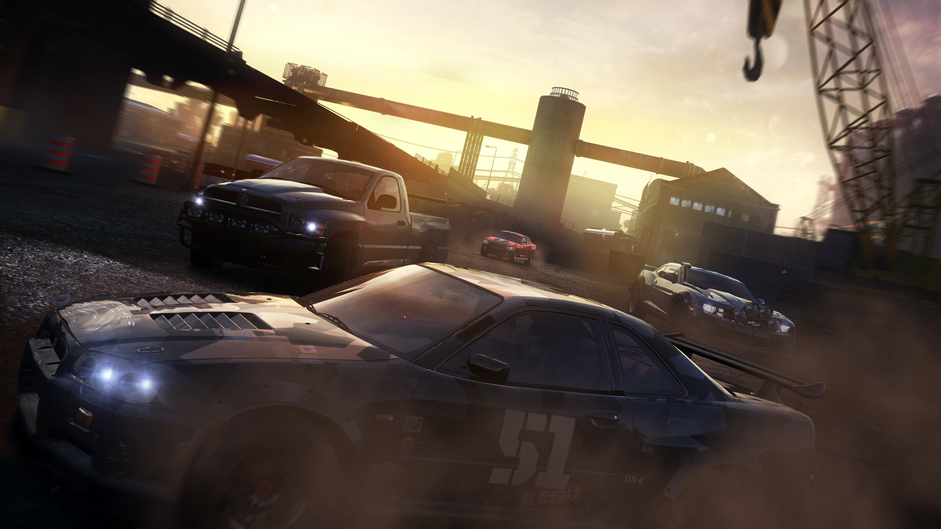 Screenshot aus The Crew