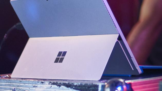 Surface Pro 4: Schnellere Hardware in dünnem Gehäuse ab 999 Euro