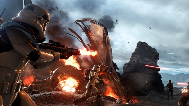 Star Wars: Battlefront: 10 Keys zur sofortigen Teilnahme an der Beta zu vergeben