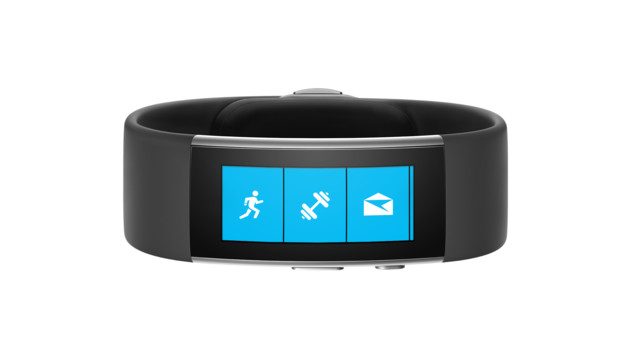 Microsofts Fitness-Tracker Band in der 2. Generation