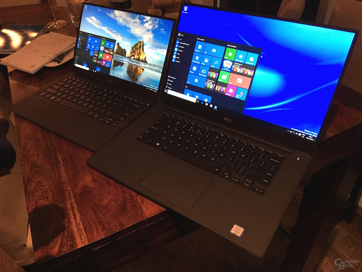 Dell XPS 13 und XPS 15
