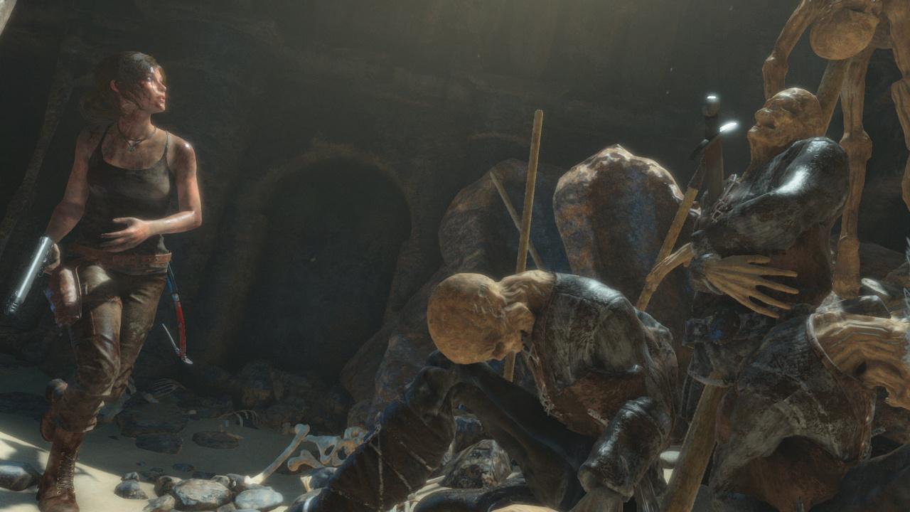 Rise of the Tomb Raider: Season Pass enthält drei DLCs für 30 Euro