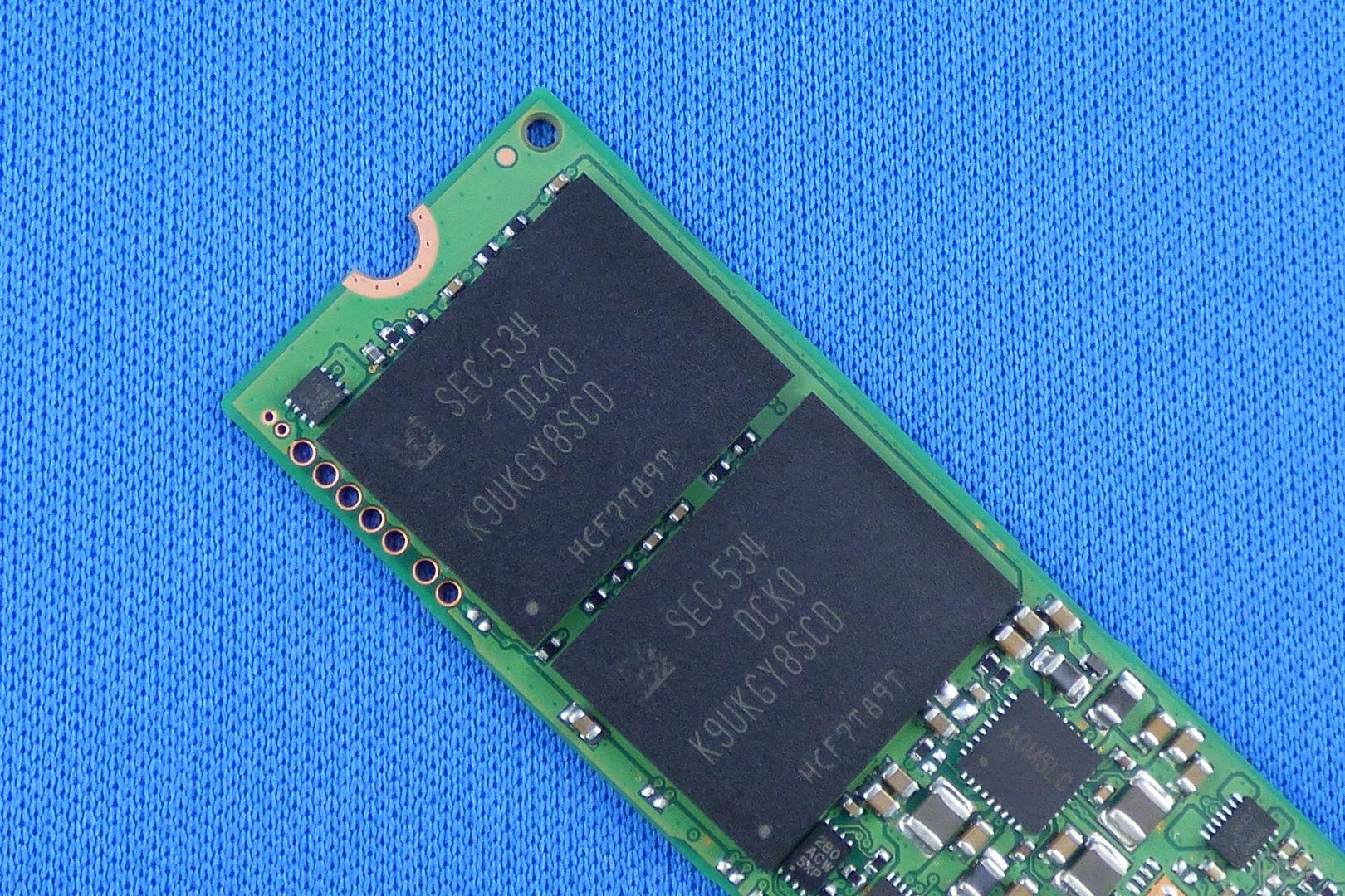 Samsung SM951 NVMe 256 GB