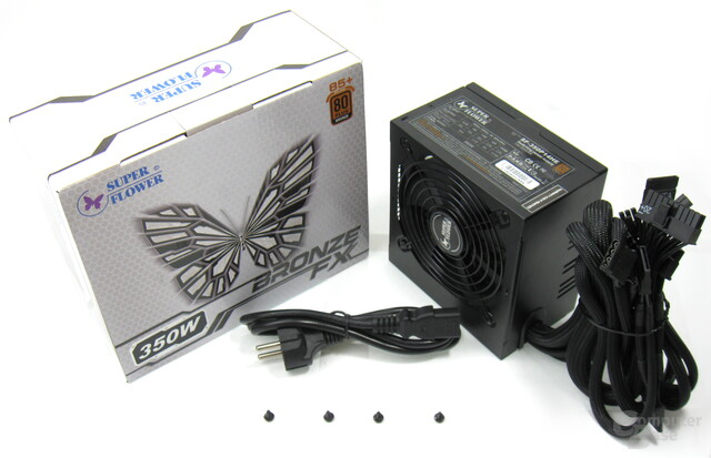 Super Flower Bronze FX 350 Watt
