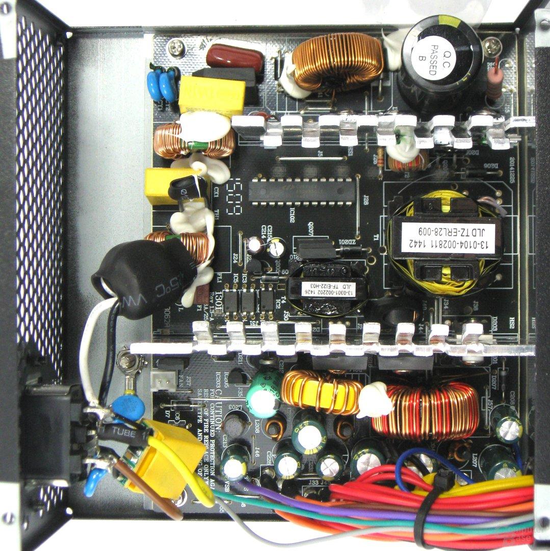 Xilence Performance C 350 Watt – Technik