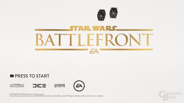 Star Wars: Battlefront – Beta