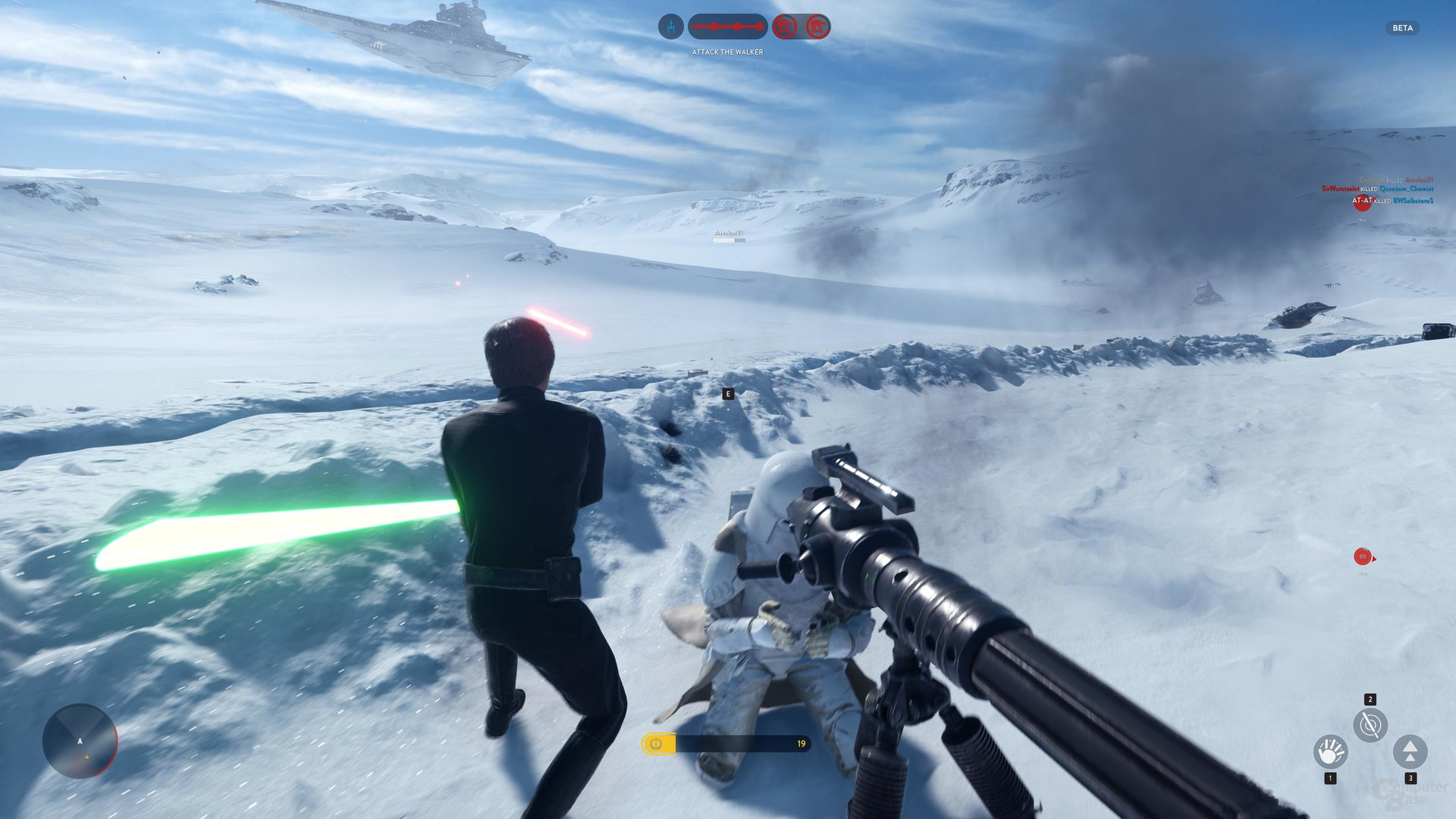 Star Wars: Battlefront – Beta
