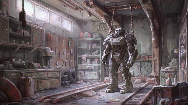 Systemanforderungen: Fallout 4 benötigt Sandy-Bridge-CPU und 8 GB RAM