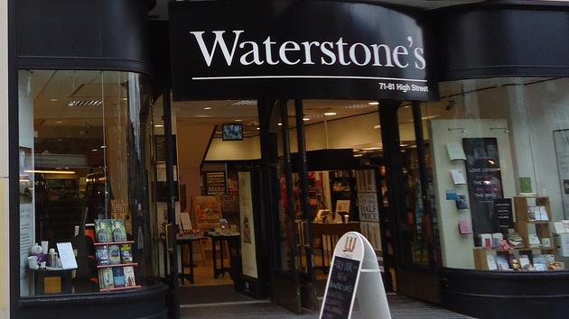 E-Book-Reader: Buchkette Waterstones nimmt Kindle aus dem Sortiment