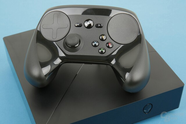 Steam Machine & Steam Controller