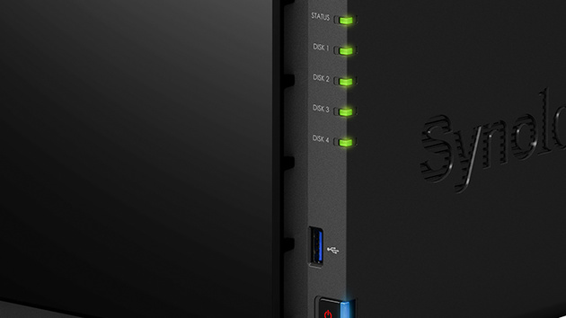 Synology DS216play, DS416 und DS216se: NAS für 4K-Transkodierung in Echtzeit ab sofort lieferbar