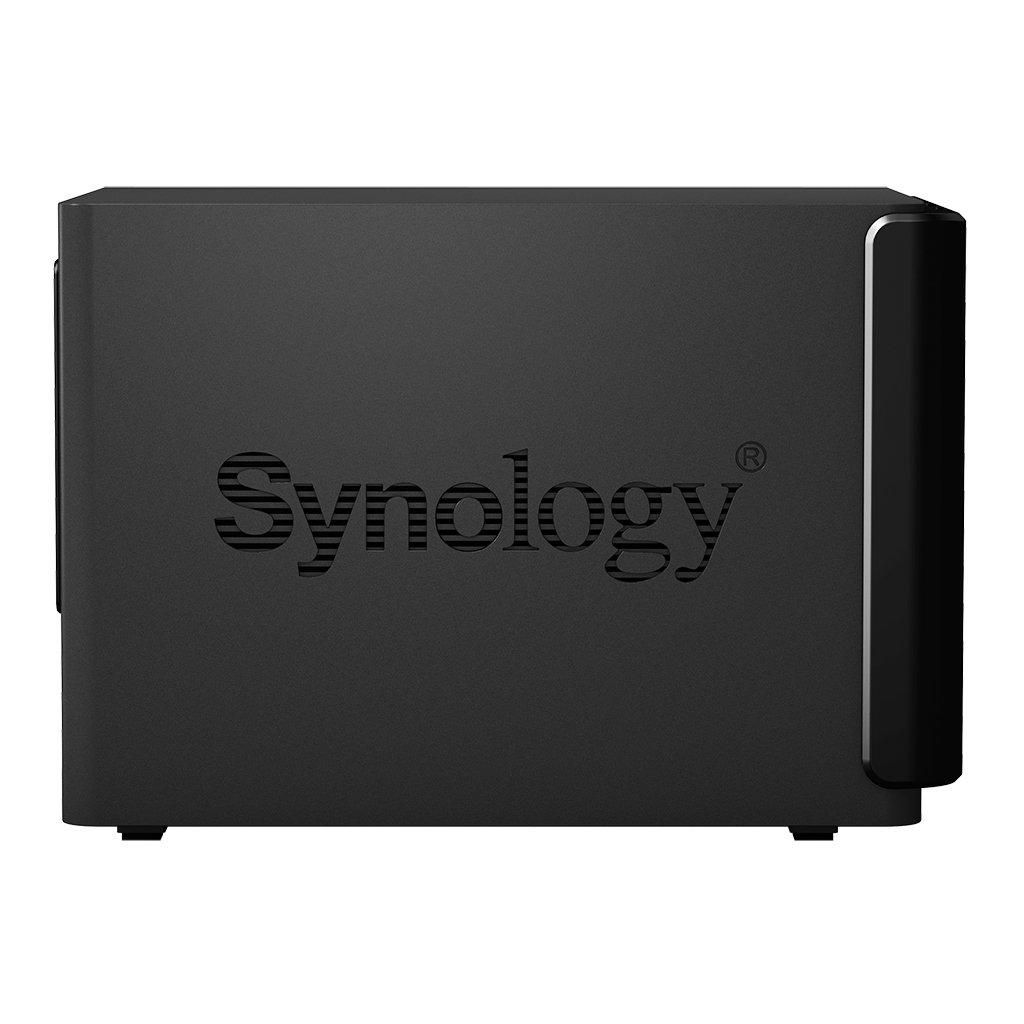 Synology-NAS für vier Festplatten ab sofort für 445 Euro lieferbar