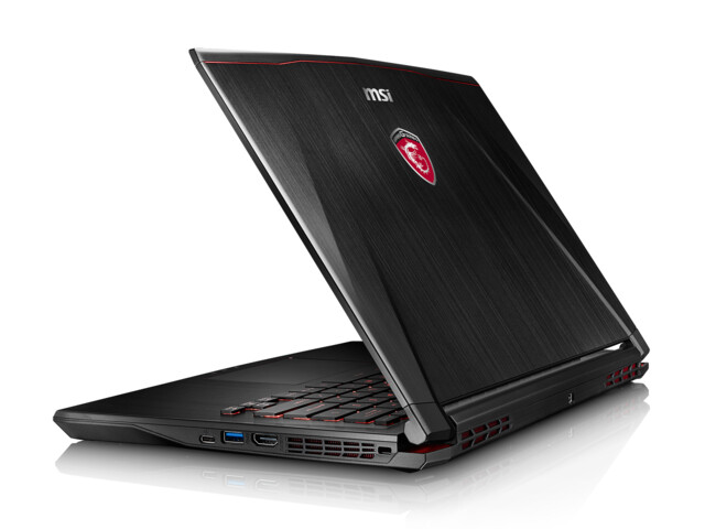 MSI GS40 Phantom Pro als portables Spieler-Notebook mit Windows 10