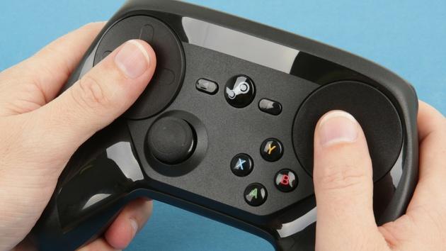 Steam Controller: Valves Tastatur-Maus-Ersatz ist mit Profilen ein Meilenstein