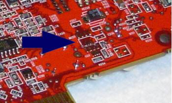 PowerColor Radeon 9600 XT Bravo ohne LM63-Chip: Overdrive nicht aktivierbar