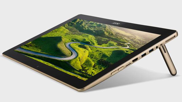 Acer Z3-700: All-in-One-PC wird zum 17,3-Zoll-Tablet mit 5 Stunden Laufzeit