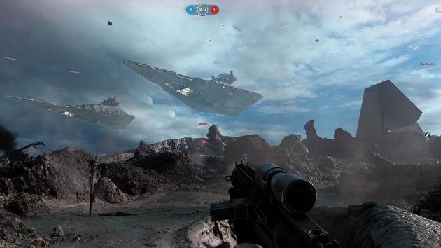 Star Wars: Battlefront: Offene Beta um einen Tag verlängert