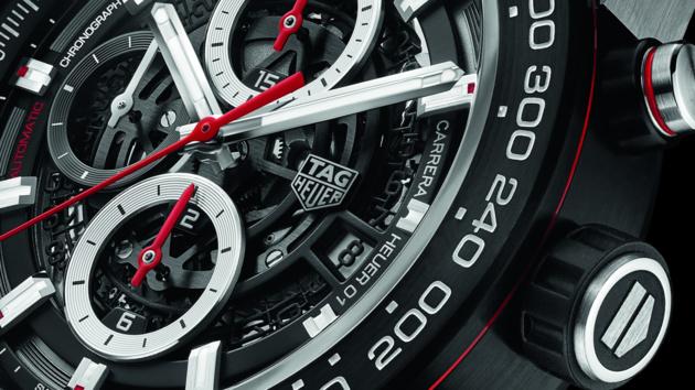 Luxusuhr: TAG-Heuer-Smartwatch wird am 9.November vorgestellt