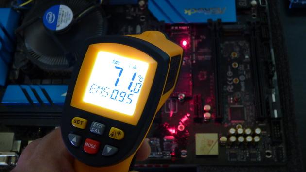 Samsung SSD 950 Pro: Temperatur und Leistung im Schlagabtausch