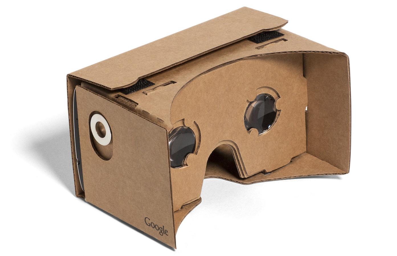 Google Cardboard VR-Brille