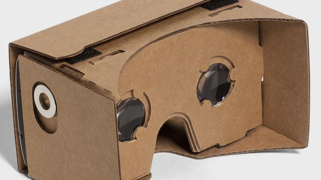 Virtual Reality: Google Cardboard wird genauer und nutzt Metal-API