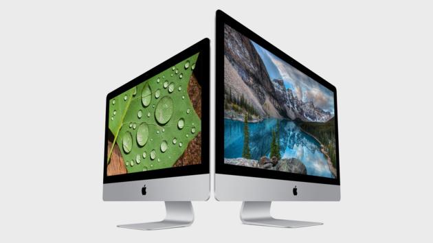 Apple iMac: In 21 Zoll mit 4K ab 1.699 und 27 Zoll mit Skylake ab 2.099 Euro